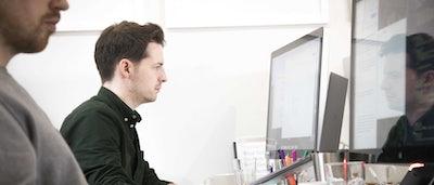 Club Working on Marketing Websites