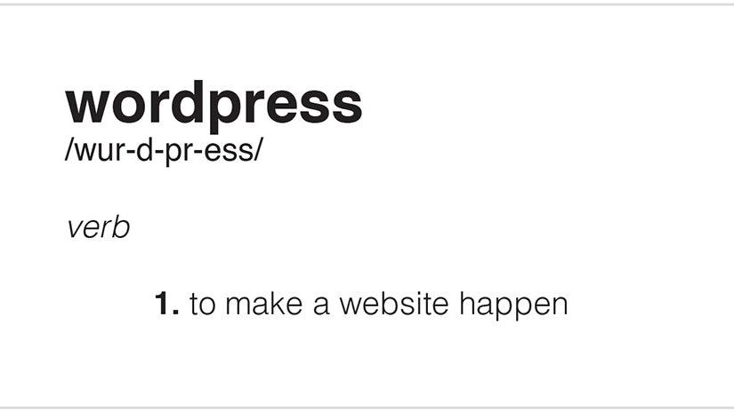 Club Wordpress Definition